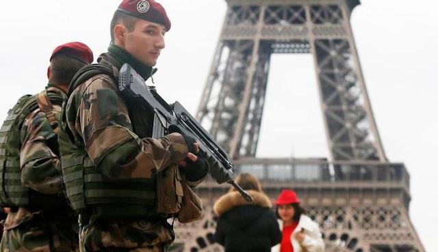 França: suspeita de novo ataque terrorista em Paris deixa mortos e feridos