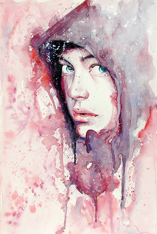 Painting Watercolor Art