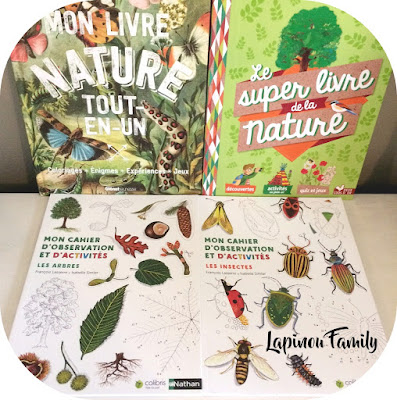 selection livres nature