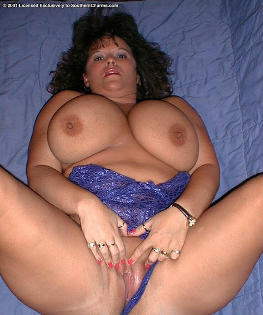 Amber lustfull southern charms