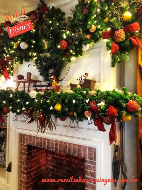 7 fotos do Natal na Disney Orlando