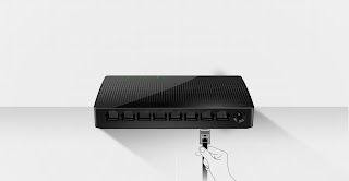 8 Port Gigabit Desktop Switch SG108