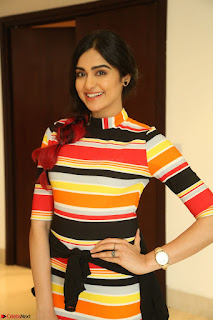 Adha Sharma in a Cute Colorful Jumpsuit Styled By Manasi Aggarwal Promoting movie Commando 2 (118).JPG