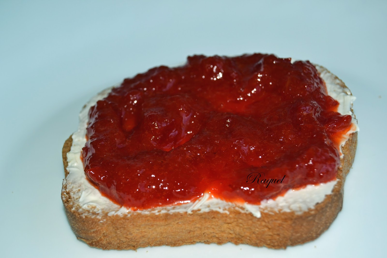 Mi diversi n en la cocina mermelada de pimientos rojos en - Mermelada de pimientos rojos ...
