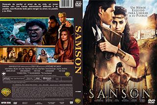 Samson - Cover DVD