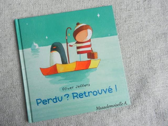 || Perdu ? Retrouvé ! (Présentation & Avis)(Chut, les enfants lisent # 52)