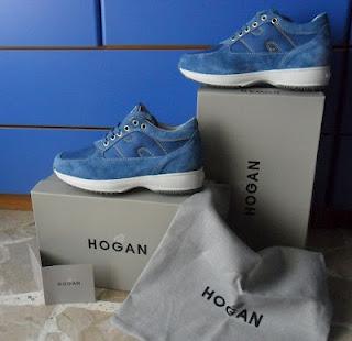 scopri hogan interactive azzurre compra online! 10a4ff75fc1