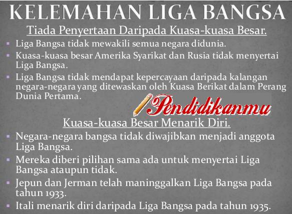 Liga Bangsa-Bangsa (LBB)