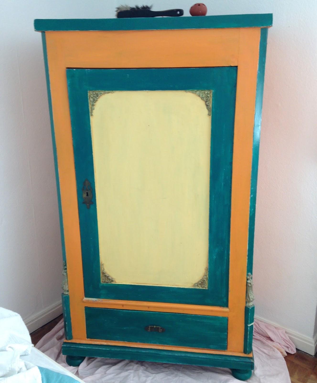 37quadratmeter mein t rkiser schrank mintundmeer. Black Bedroom Furniture Sets. Home Design Ideas