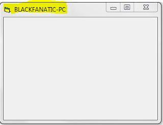 Mengambil Nama Komputer / Login Komputer di VB
