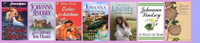 Portadas del libro Así habla el corazón, de Johanna Lindsey
