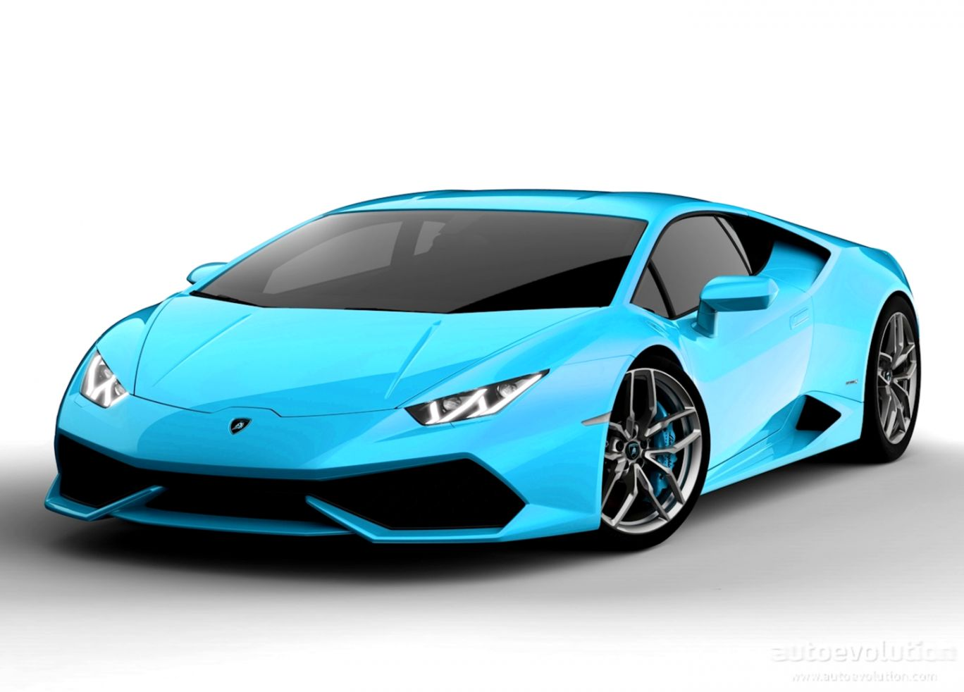 Lamborghini Huracan Blue Hd Wallpapers Wallpaper Background Hd