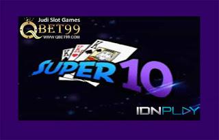 Permainan Terbaru Judi Super10 Online QBet99