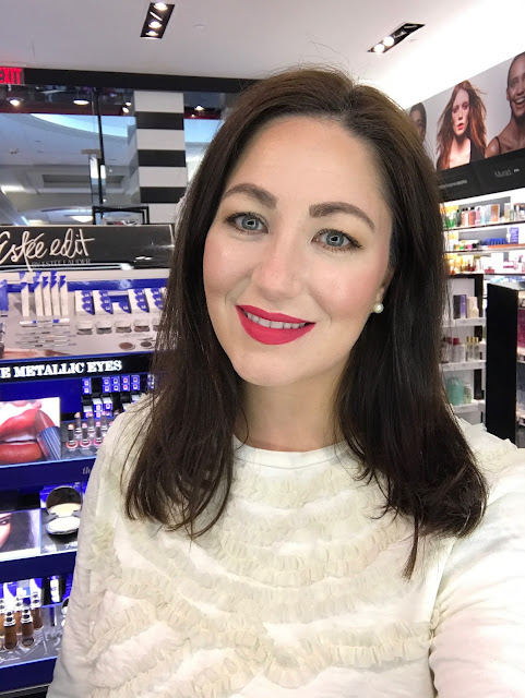 Sephora custom makeover