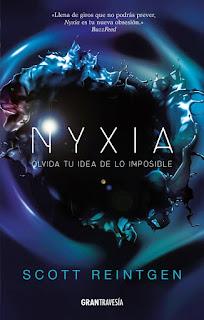 Nyxia libro- reseña