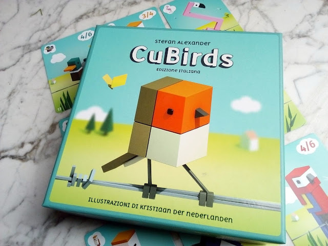 """""""Cubirds"""", tanti stormi di uccelli cubici"""