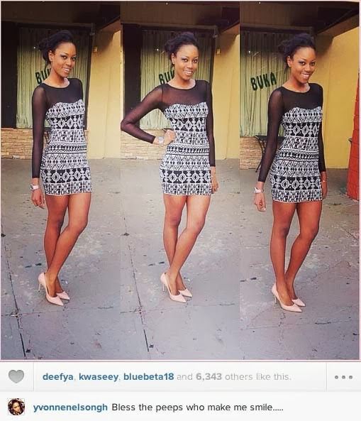 Yvonne nelson ghana actresses