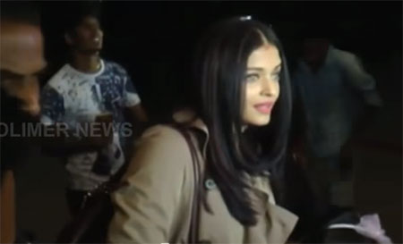 Aishwarya Rai Reaches Cannes International Film Festival