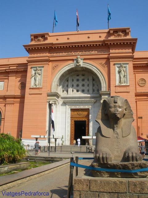 Museu Egipci d'El Caire, Egipte, Museus d'arqueologia