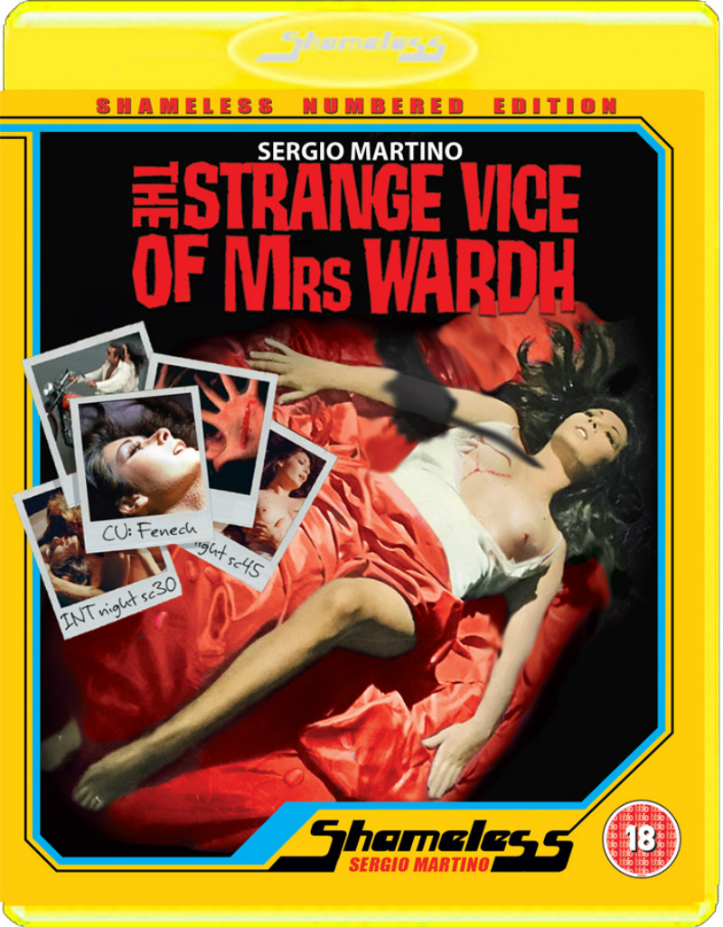 THE STRANGE VICE OF MRS WARDH shameless films
