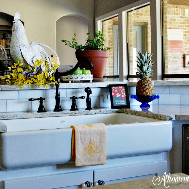 Lessons From A Farmhouse Sink
