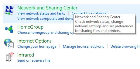 Sharing File LAN