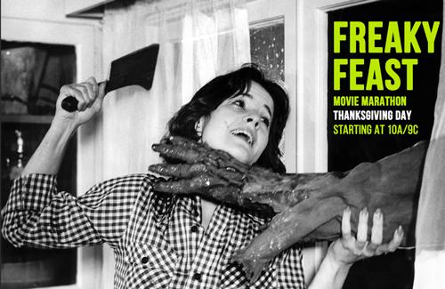 GIVEAWAY: COMET TV Teen Wolf & Freaky Feast prize pack