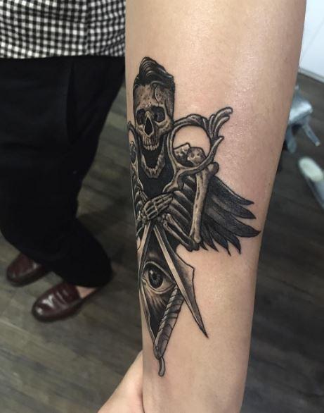 Blackwork Tattoo Designs: 50 Jaw Dropping BlackWork Tattoos Designs (2018