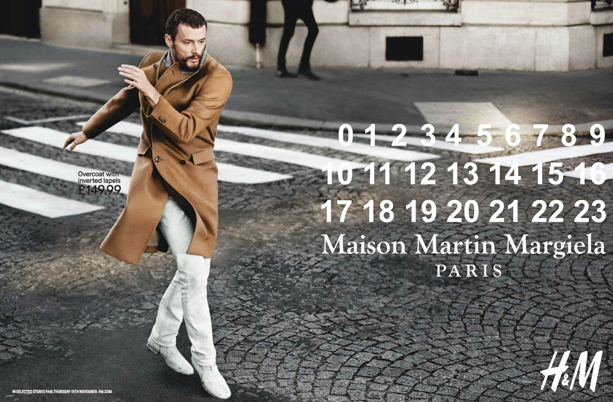 *Maison Martin Margiela with H&M :復刻 Re-Edition100! 2