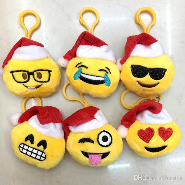 Merry Christmas 2016 Emoji