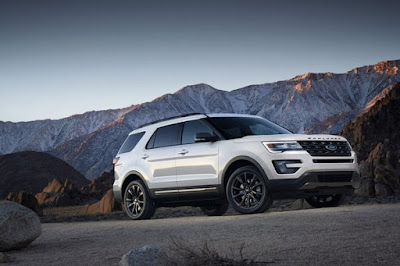 Ford Explorer XLT Sports Appearance Package - Latest Cars Info