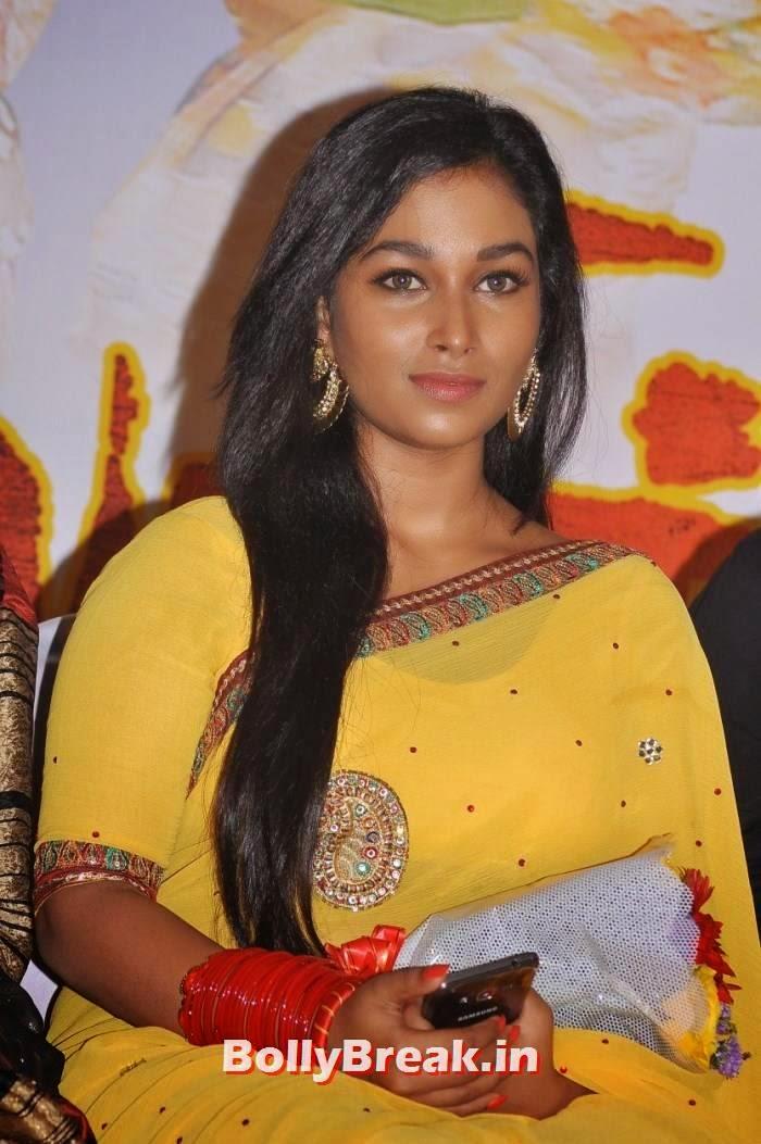 Swathi Photoshoot Stills, Kollywood Actress Swathi hot Pics in yellow Saree