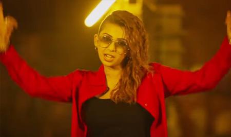 Neruppu Da Cover Version by Lady Kash | Music Video | Arunraja Kamaraj | Santhosh Narayanan
