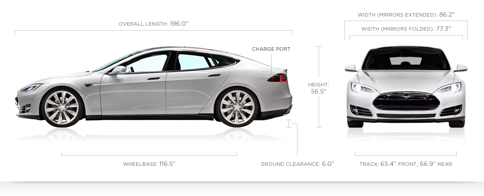 Latest Car News And Updates Tesla Model S Sport Car