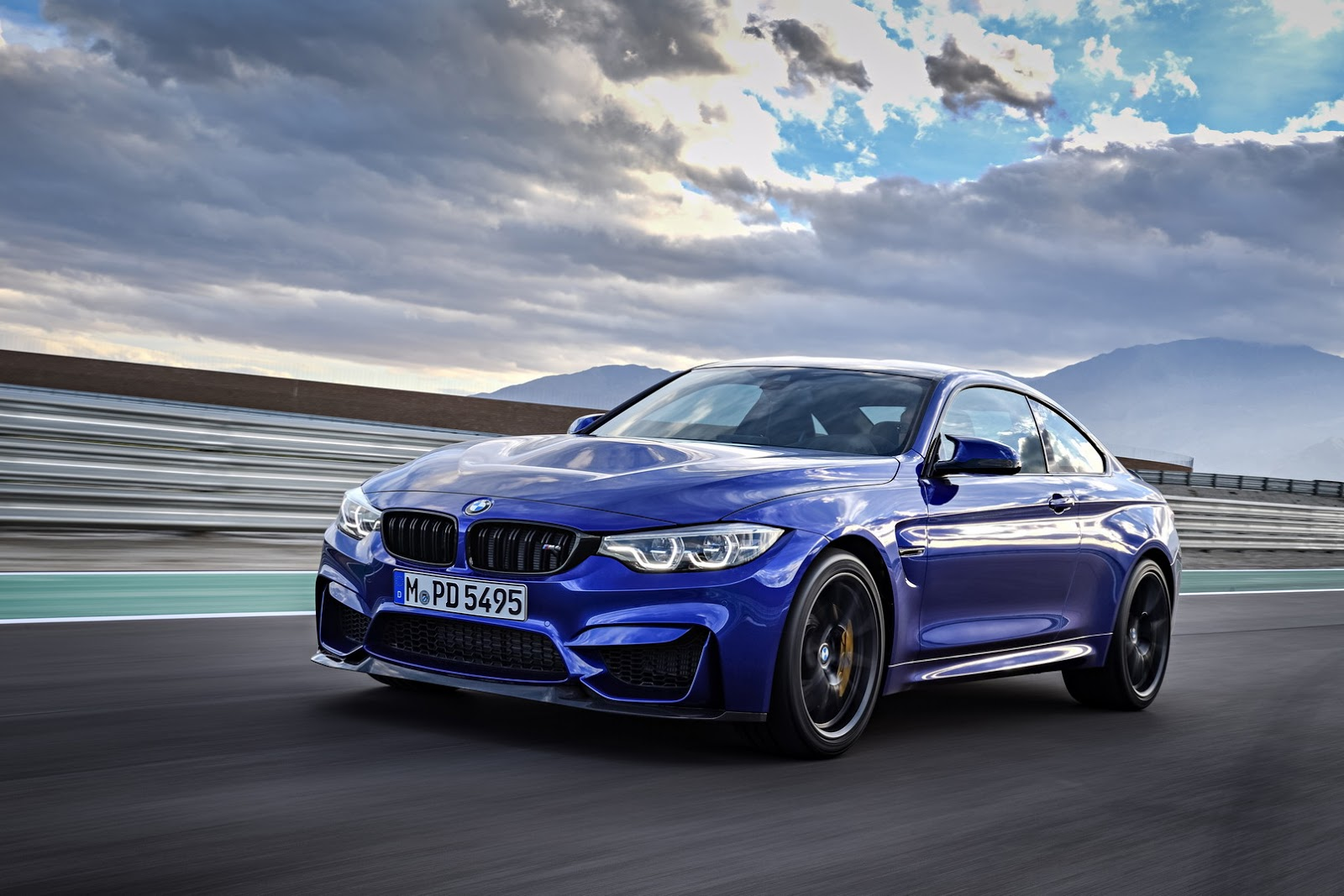 Bmw North America >> 454HP BMW M4 CS Slots Below The Mighty GTS | Carscoops