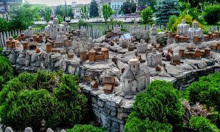 Галич. Парк миниатюр памятников древнего Галича