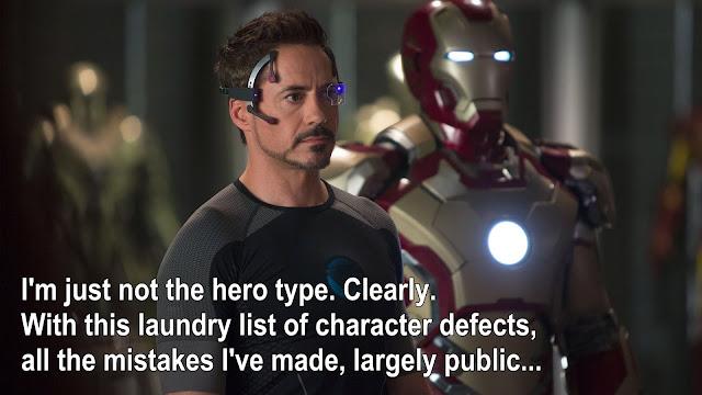 Iron Man 2 movie quotes, escapematter