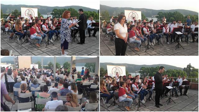 Η συναυλία της Φιλαρμονικής Ορχήστρας του Δήμου Φιλιατών στο Αρχαιολογικό Μουσείο Ηγουμενίτσας (+ΒΙΝΤΕΟ)