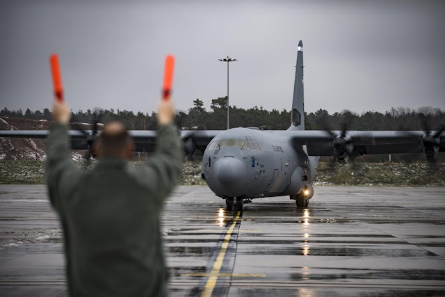 Ramstein receives newest Hercules