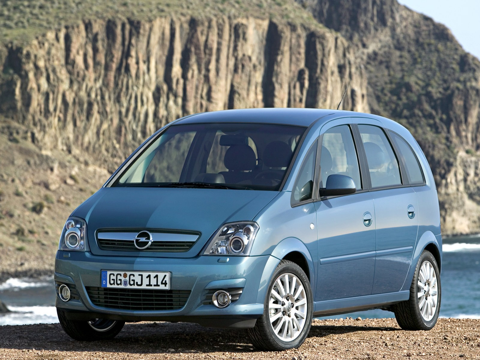 car and car zone opel meriva 2006 new cars car reviews car pictures and auto industry trends. Black Bedroom Furniture Sets. Home Design Ideas
