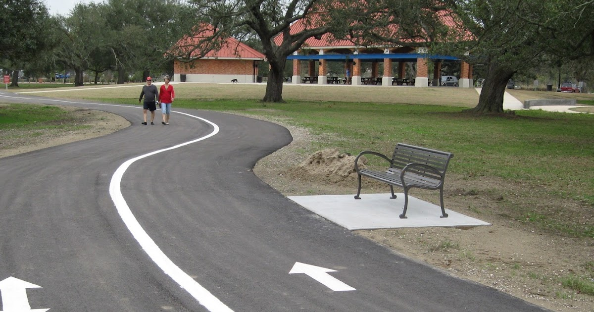 New Orleans Outdoor Companion: City Park Dedicates Jogging