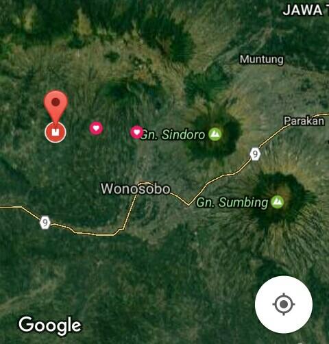 Gempa bumi wonosobo