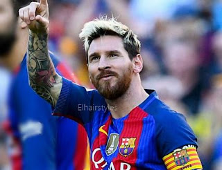 Lionel Messi New Haircuts Hairstyle 2017