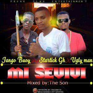 Jango Buoy Ft Startick & Ugly Man - Mi Sevivi (Mixed By The Son)