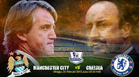 Hasil video Man City VS Chelsea 24-02-2013