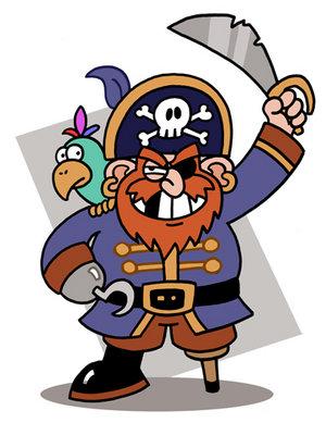 Seguindo o Bode Saiba mais sobre os Piratas