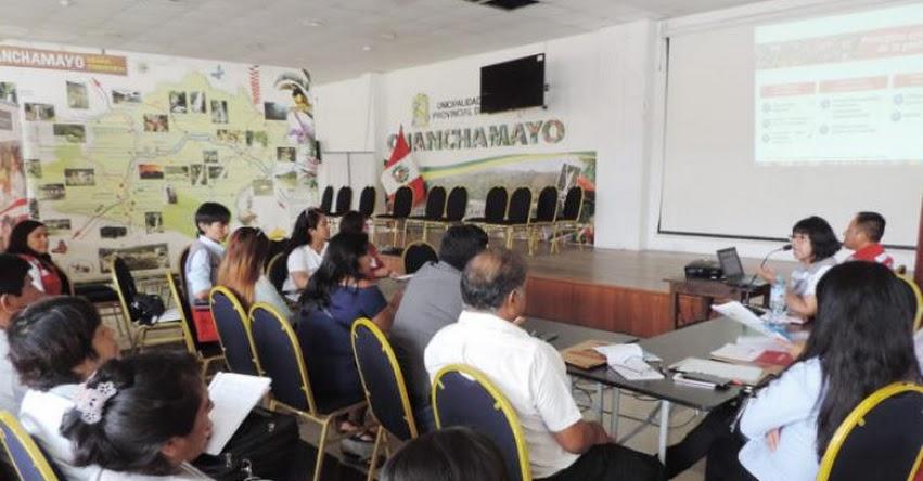 QALI WARMA: Brindan charlas informativas a empresarios de rubro de alimentos interesados en Proceso de Compras 2019 - www.qaliwarma.gob.pe