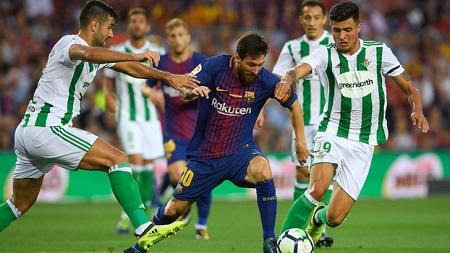 Assistir Barcelona x Betis ao vivo 21/01/2018