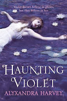 https://www.goodreads.com/book/show/8685644-haunting-violet?ac=1