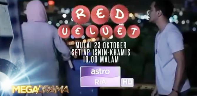 Sinopsis Red Velvet di Astro Ria